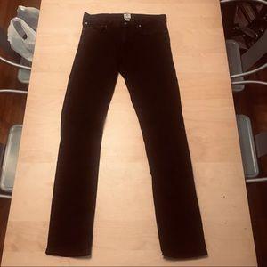Gap BLK DNM tall skinny jeans